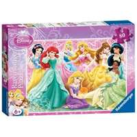 Disney Princess - 80 Piece