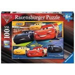 Disney Cars 3 - XXL 100pc