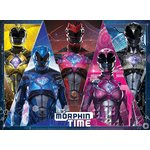 Power Rangers - The Movie - XXL 100pc