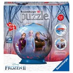 Disney Frozen II - 3D Puzzle Ball - 72pc