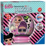LOL Surprise -  3D Puzzle Ball - 72pc