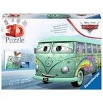 Cars 3D Puzzle - Filmore - VW Campervan - 162pc