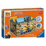 Despicable Me 3 - 3D Storage Box - 216pc