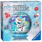 Frozen Puzzle Ball - Olaf - 72pc