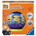 Despicable Me 3 - 72pc 3D Puzzle Ball