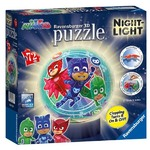 PJ Masks - 3D Puzzle - 72pc Night Light