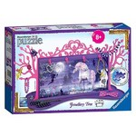 Unicorn Scene Jewellery Tree - Puzzle Stand - 108pc