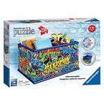Graffiti - Storage Box - 216pc 3D Box