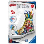 Marvel Avengers - Comic Book Sneaker - 108pc 3D Puzzle