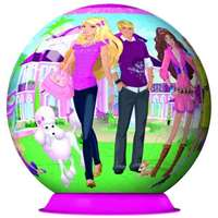 barbie puzzleball