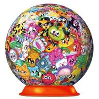 Moshi Monster Moshlings PuzzleBall  -  72 Piece