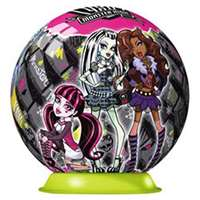 Monster High 72 Piece PuzzleBall