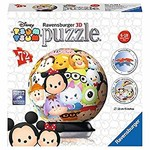 Tsum Tsum - 3D Puzzle Ball - 72pc