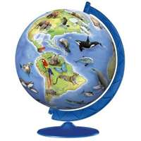 Worlds Endangered Species PuzzleBall