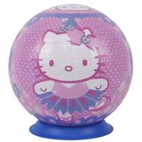 Hello Kitty Ballerina PuzzleBall