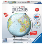 3D World Globe - 540pc