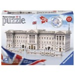 Buckingham Palace - 3D Puzzle - 216 Pieces