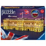 Buckingham 3D Palace Night Edition - 72pc