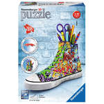 Graffiti Sneaker - 3D Puzzle -108pc