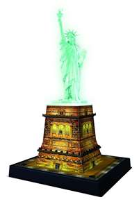 Statue of Liberty - Night Edition - 108pc