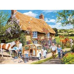 The Country Cottage - XXL100pc