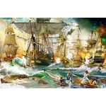 Battle on the High Seas - 5000pc