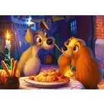 Disney Collectors Edition - Lady and the Tramp - 1000pc