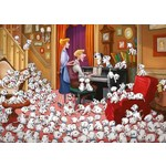 Disney Collectors Edition - 101 Dalmations - 1000pc