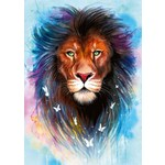 Majestic Lion - 1000pc