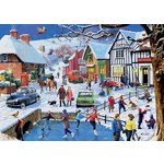Leisure Days No 3 - The Winter Village - 1000pc