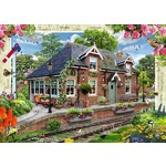 Country Cottage Collection - Railway Cottage - 1000pc