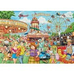 Best of British - The Fairground - 1000pc