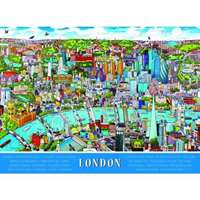 london cityscapes - 300 piece