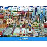 London Skyline - 300 Piece