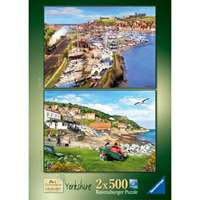 Picturesque Yorkshire - 2x500pc