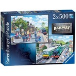 Railway Heritage No1 - 2x500pc