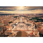 Beautiful Skylines - Rome - 1000pc