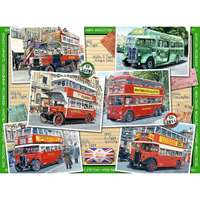Our Travelling Heritage - No 1 - London Buses Up to 1945 - 500pc