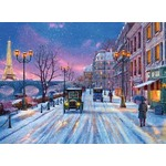 Winter in Paris - 500pc