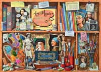 The Artists Cabinet - 1000pc