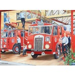 Happy Days at Work - The Fireman - 500pc