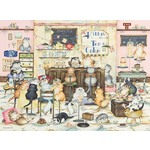 Crazy Cats Vintage - Kittys Cakes - 500pc
