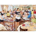 Happy Days at Work - The Waitress - 500pc