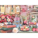 Vintage Tea Party - 500pc