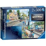 Railway Heritage No 2 - 2 x 500pc