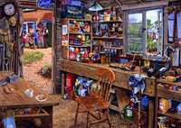 Dads Shed - 500pc Extra Large