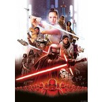 Star Wars IX - The Rise of Skywalker - 1000pc