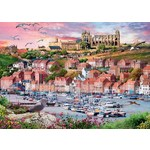 Whitby Sunset - 1000pc