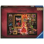 Disney Villainous - Queen of Hearts - 1000pc