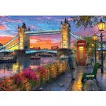 Tower Bridge at Sunset - 1000pc